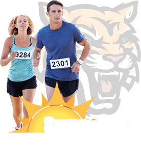 Summer 5K Fun Run logo