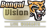 click here to watch our Bengal Vision live webcasts