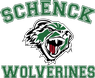 Schenck High School logo
