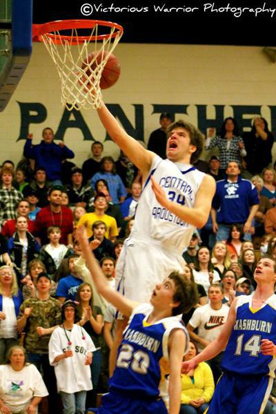 Mike McClung (Central Aroostook) is one of nine new faces on the 2013-14 UMFK Men's Basketball roster
