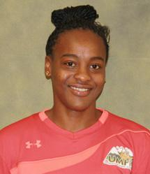 Senior Goalkeeper Kimika Forbes featured on local sports TV station WAGM