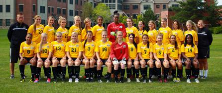 2013-2014 Women's Soccer Team