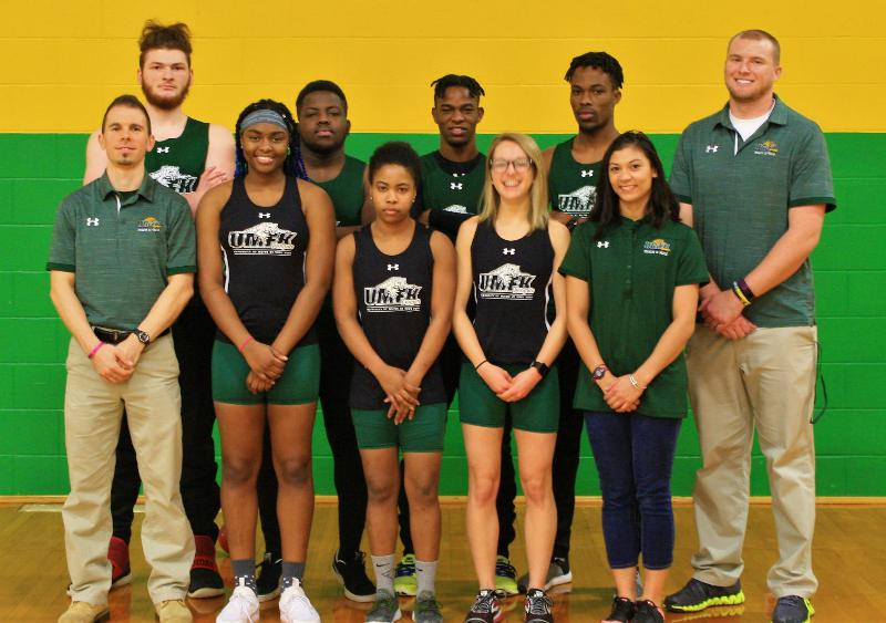 2018-2019 Men's Track and Field Team