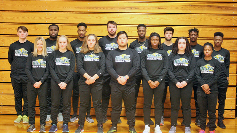 2019-2020 Women's Track and Field Team