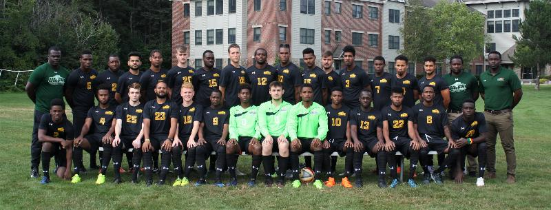 2018-2019 Men's Soccer Team