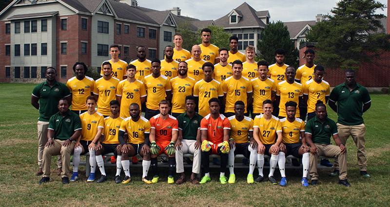 2019-2020 Men's Soccer Team
