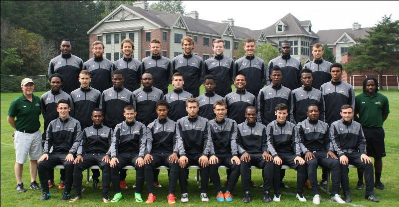 2015-2016 Men's Soccer Team