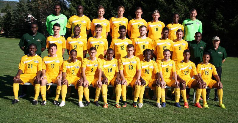 2014-2015 Men's Soccer Team