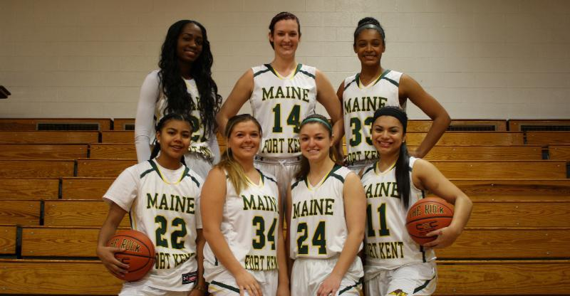 Women's Basketball Roster: University of Maine at Fort ...
