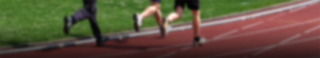 blurred photo of Women's Track and Field action