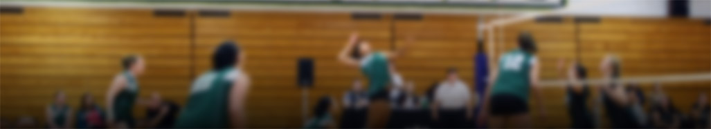 blurred photo of Women's Volleyball action